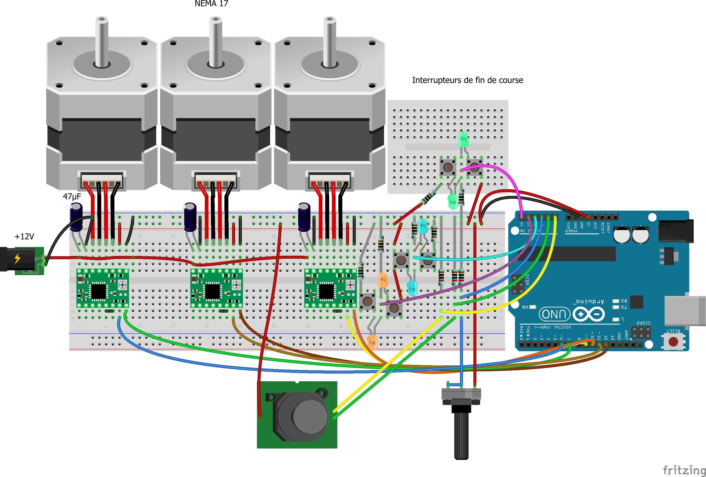 Nema 17 Wiring Diagram Cnc Libraries 23 Schematicsnema Library