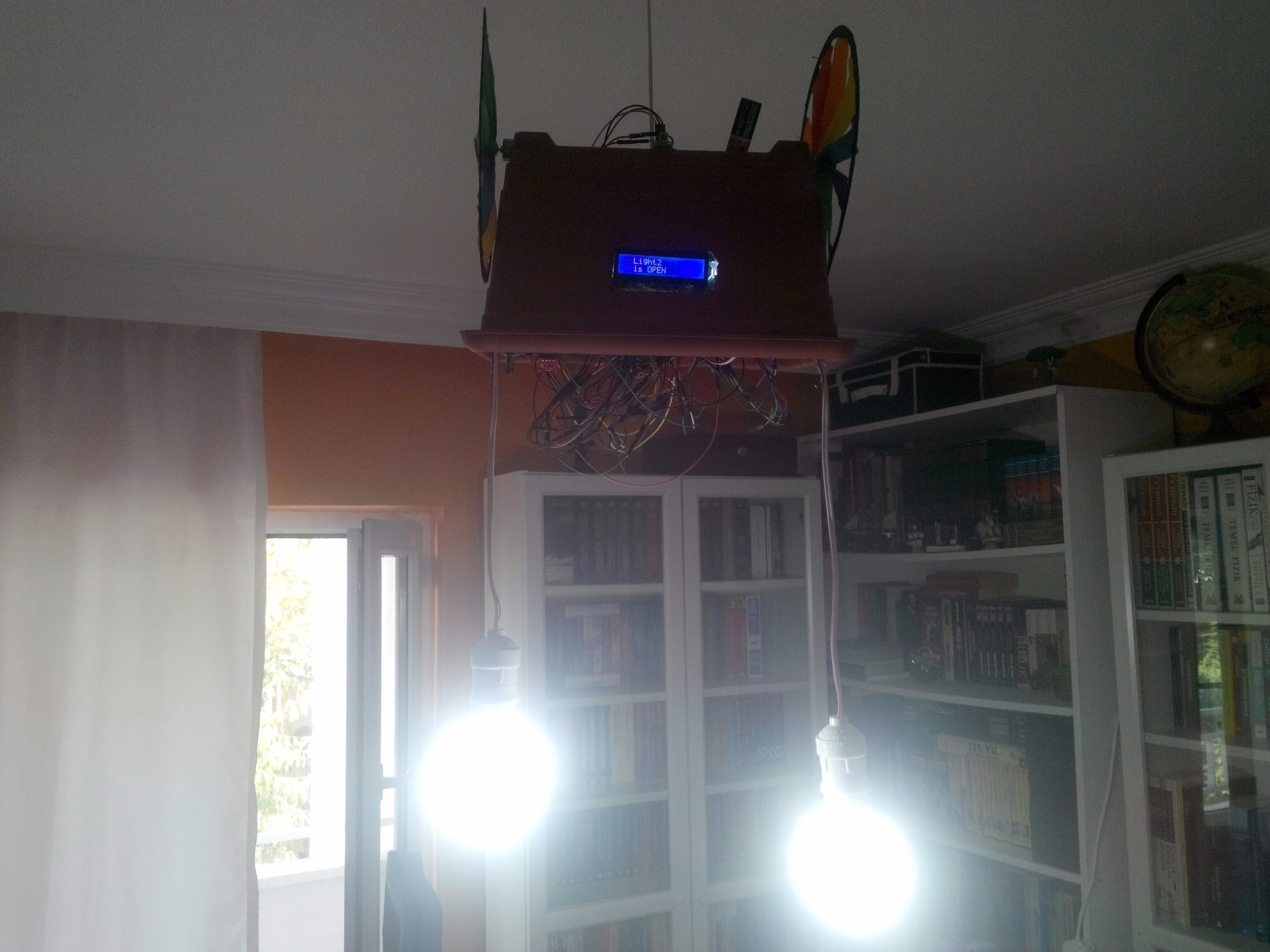 Remote Lamp