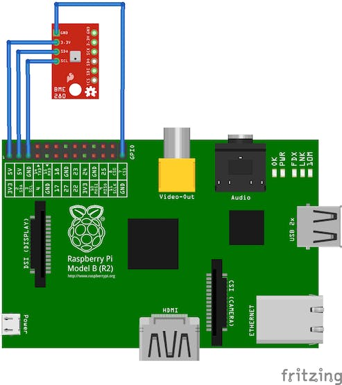 Simple Weather Station with Amazing Web Monitoring - Hackster io