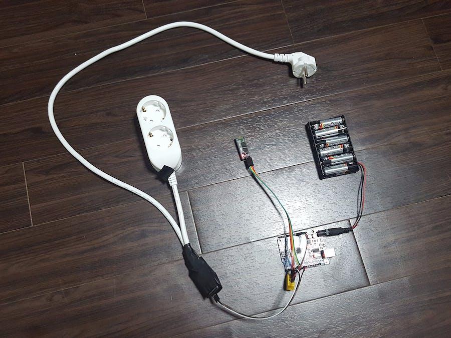 Bluetooth Control Multitap