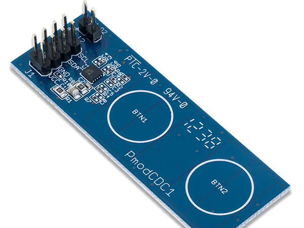 Using the Pmod CDC1 with Arduino Uno