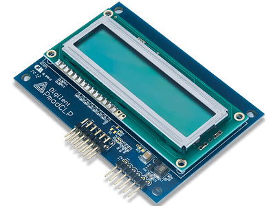 Using the Pmod CLP with Arduino Uno
