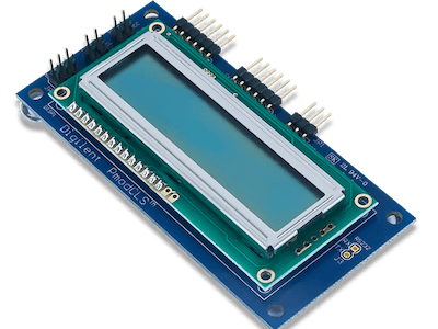 Using The Pmod CLS With Arduino Uno