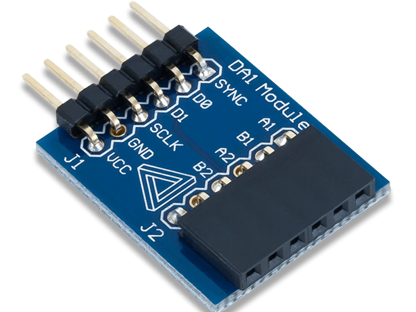 Using the pmod da with arduino uno hackster