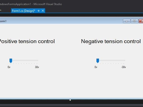 Symmetric Power Supply Controlled by Arduino PWM - Arduino