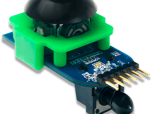 Using the Pmod JSTK2 with Arduino Uno
