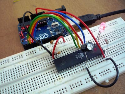 Programming Atmel AT89 Series Via Arduino