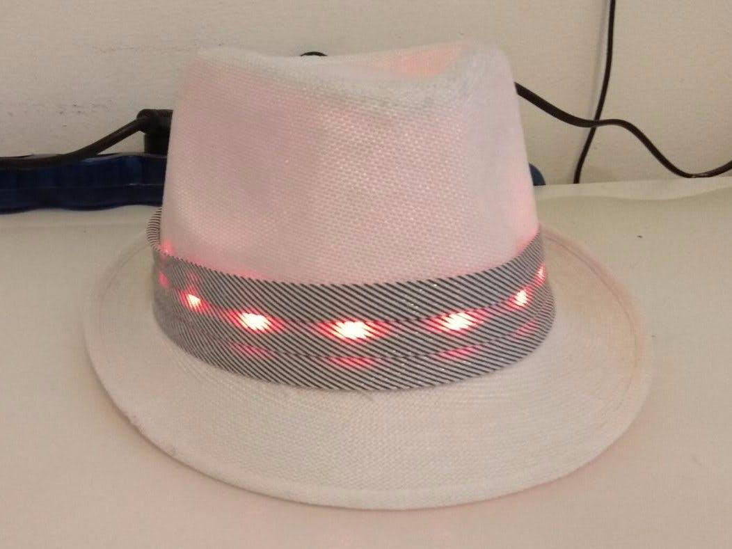 Bluetooth Control Hat