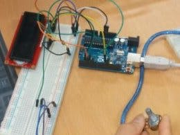 How to use LCD with arduino UNO