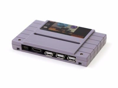 SNES Pi: Zero