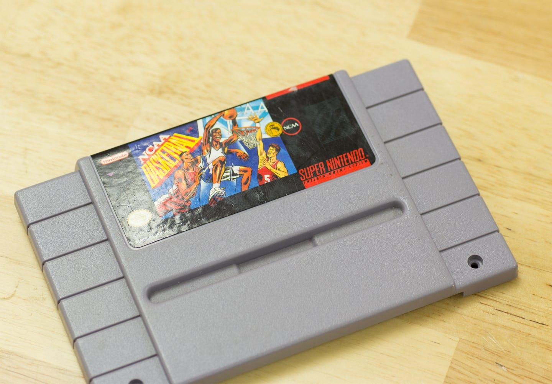 Original game art.