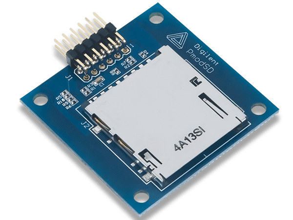 Using the Pmod SD with Arduino Uno