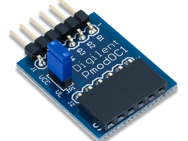 Using the Pmod OC1 with Arduino Uno