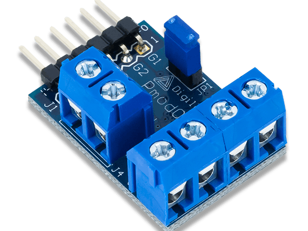 Using the Pmod OD1 with Arduino Uno