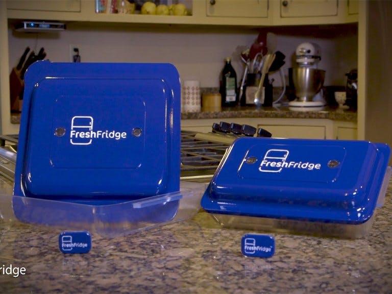 FreshFridge: The First Affordable Smart Refrigerator System