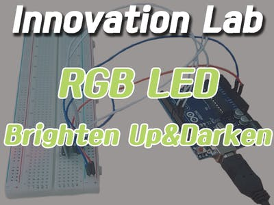 Innovation Lab #3: RGB LED