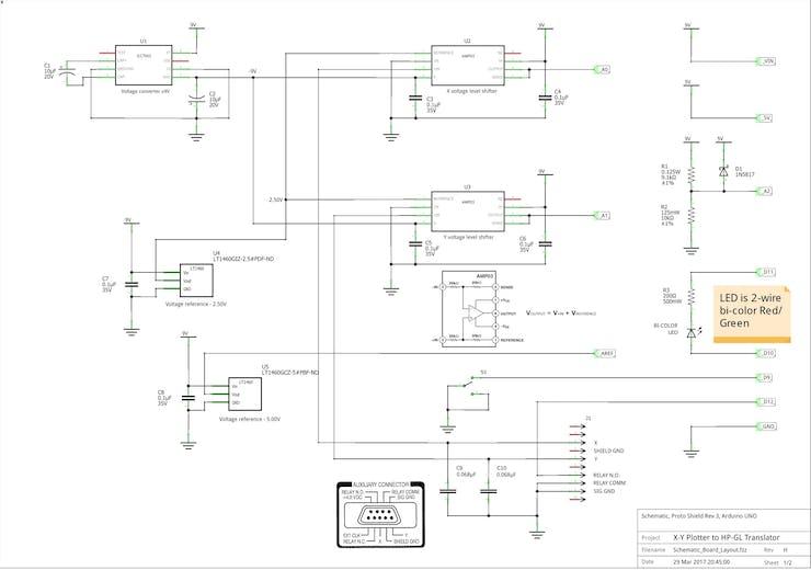 Analog XY-Plotter Output to HP-GL Translator - Hackster io