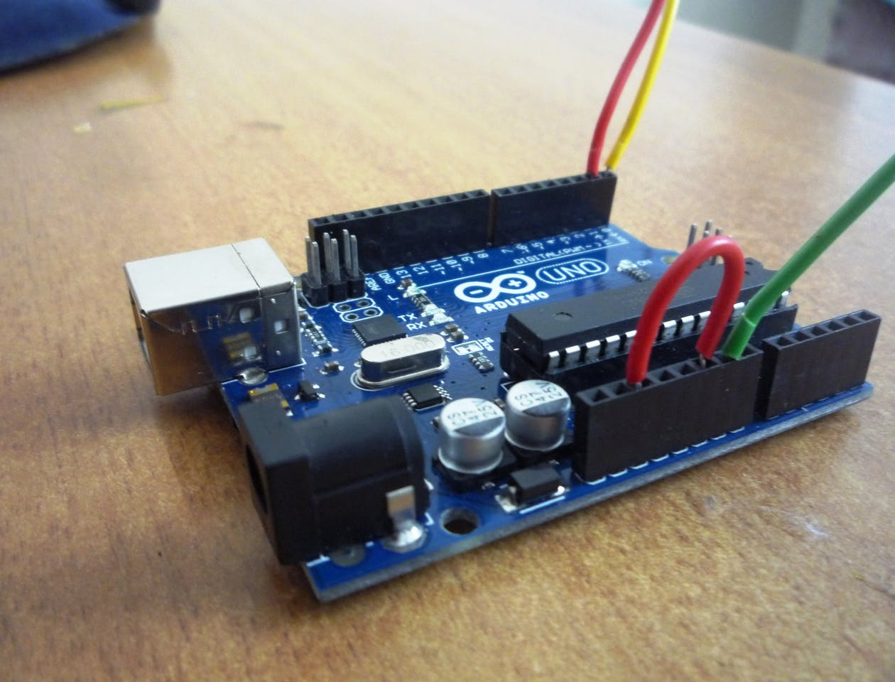 Ways to Use Arduino as USB to TTL Converter - Hackster io