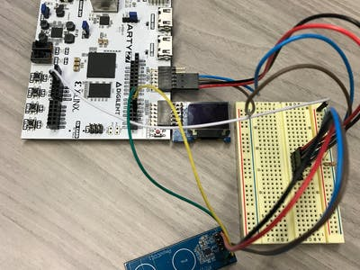 Interfacing with an FPGA from Linux on ZYNQ
