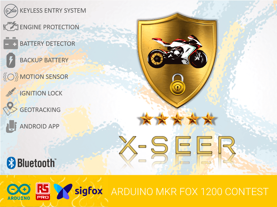 X-SEER - The New Smart Mobilizer