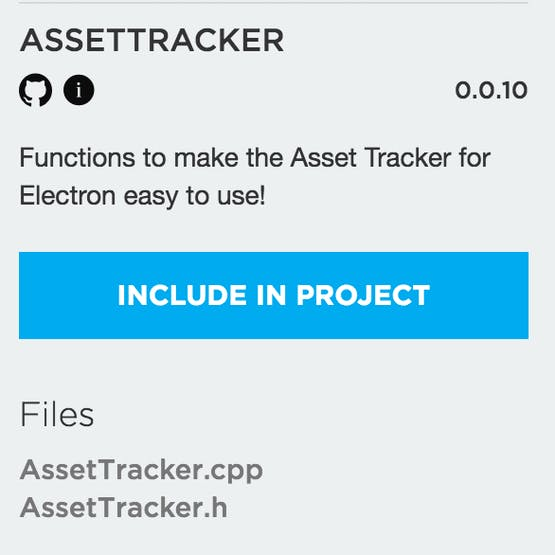 Particle Asset Tracker with MySignal io Using MQTT - Hackster io