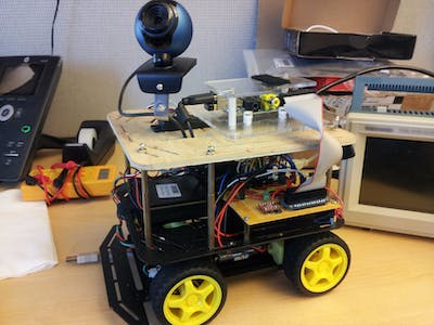 Drive with PID Control on an Arduino Mega 2560