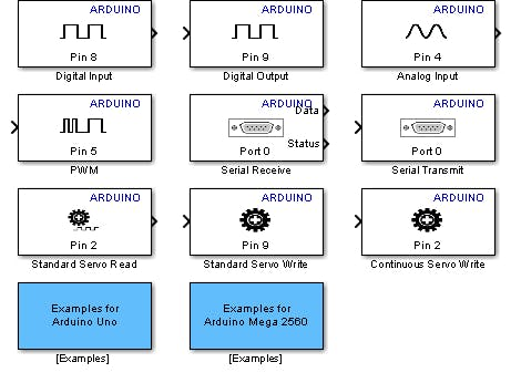 Getting Started with Arduino Mega 2560 and Simulink