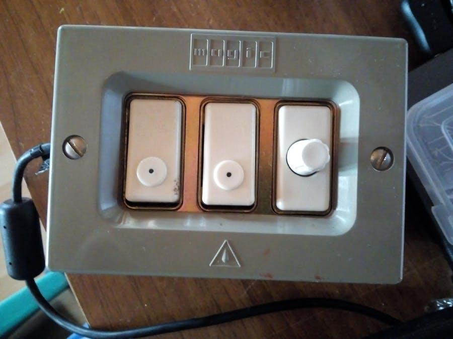 Arduino External Mouse Buttons
