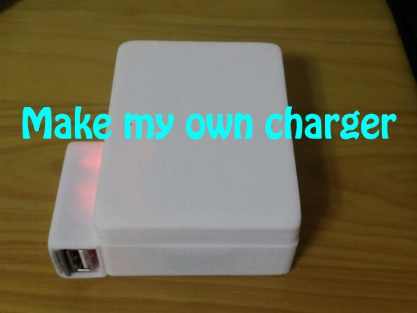 Make A Portable Charger In A Simple Way