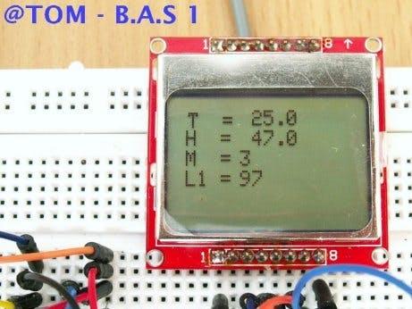Using SPI Port 2 for Nokia LCD