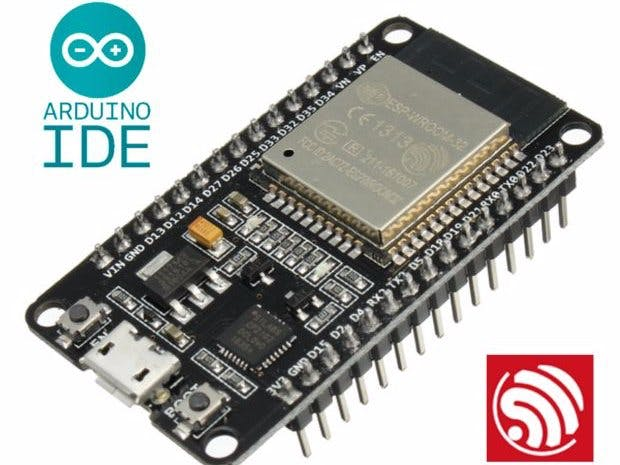 IOT Made Simple: Playing With the ESP32 on Arduino IDE - Hackster io