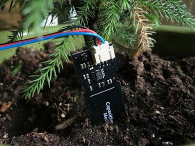 Annoying Soil Moisture Sensor with Photon and IFTTT