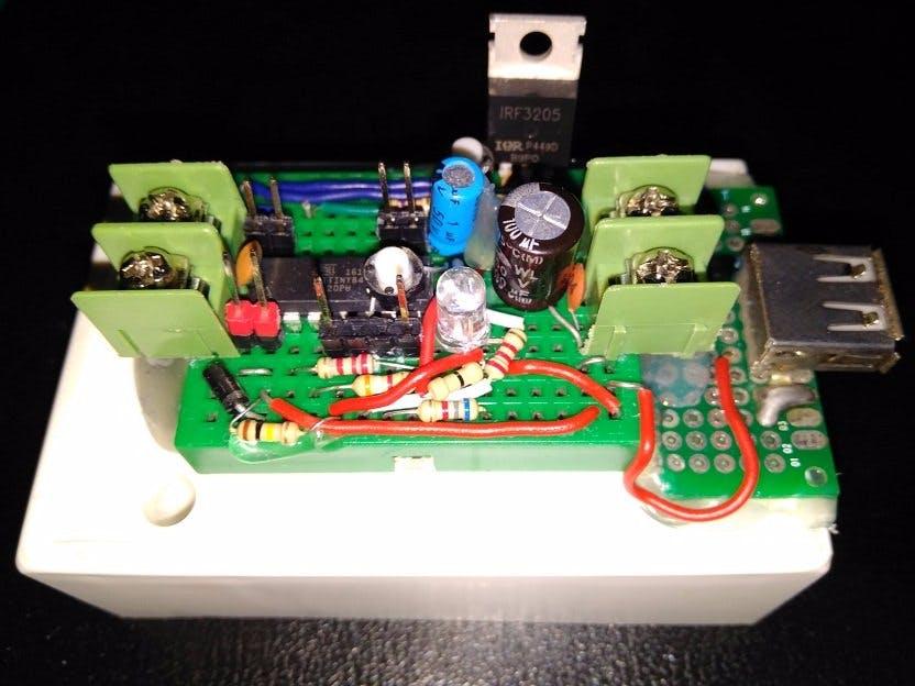 @Tiny85 Sleep Controller : Power Saving with Arduino