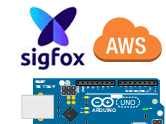 Creating an IoT Dashboard with Xkit, Sigfox & AWS