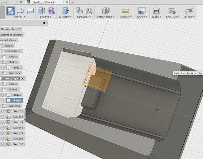autodesk fusion 360 how to create human face