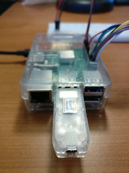 Trusted Objects USB stick