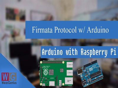 Access GPIO of Arduino from RaspberryPi using Firmata & JAVA