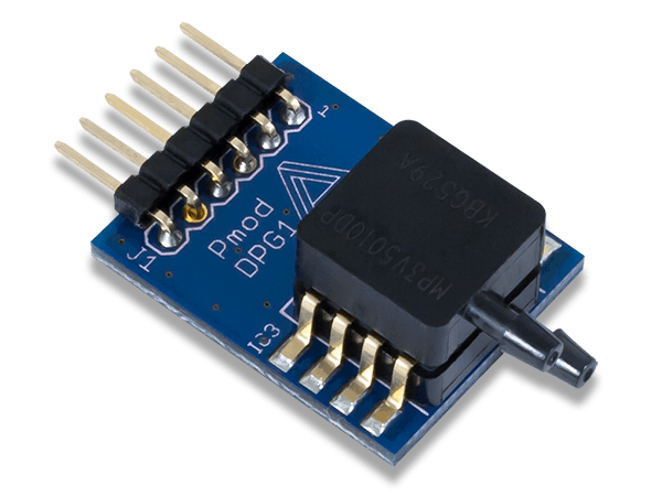 Using the Pmod DPG1 with Arduino Uno
