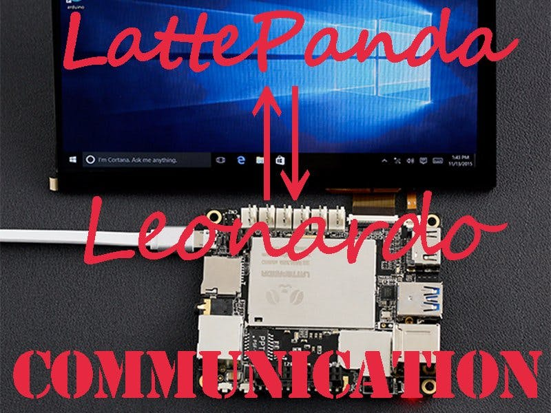 Communcation: PC⇌Arduino