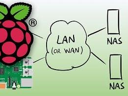Raspberry Pi NAS tutorial - Hackster io