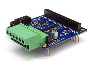 PHPoC DC Motor Controller (S-type or T-type)