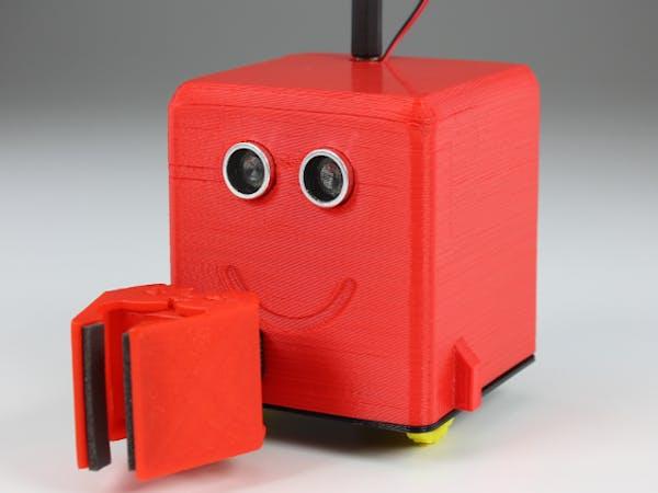 Littlebot simple arduino robot project hub
