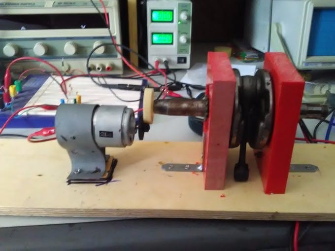 Hydrolic Engine with Arduino