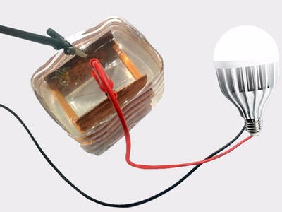 Make A Solar Cell from Cuprous Oxide DIY Tutorial