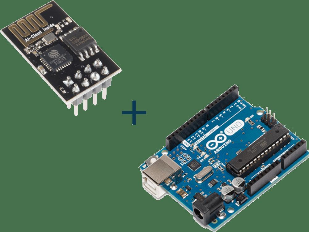 How to Program ESP8266 with Arduino UNO
