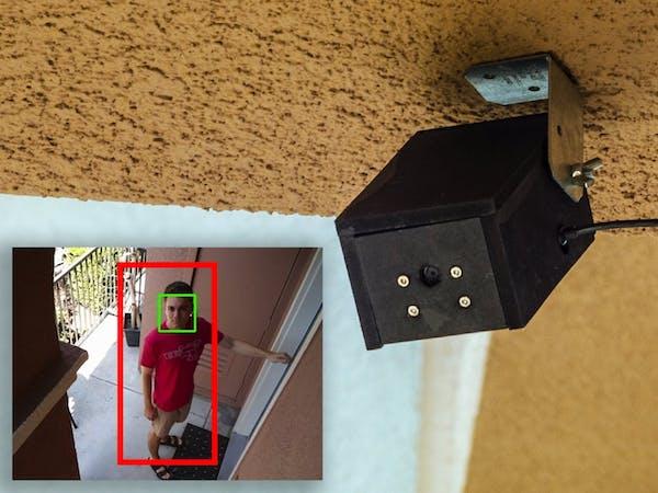 Smart Security Camera Hackster Io