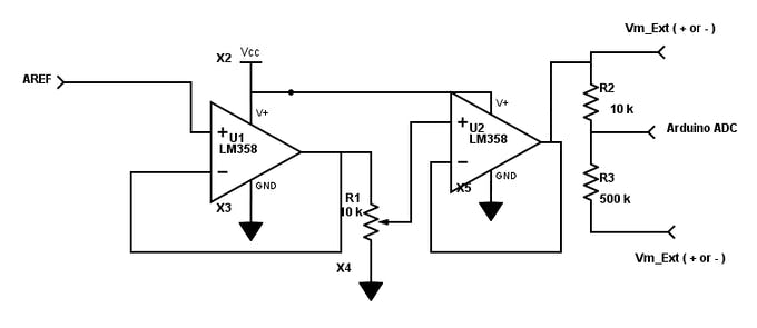 Signal Conditioning for ADC