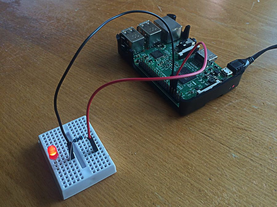 Setting up the Raspberry Pi and Johnny-Five - Hackster io