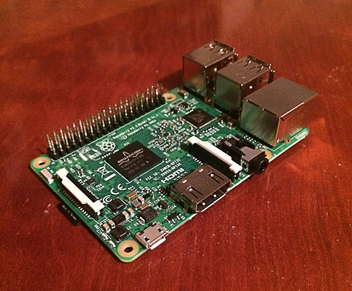 Setting Up The Raspberry Pi And Johnny Five Wiringpi Deb Package