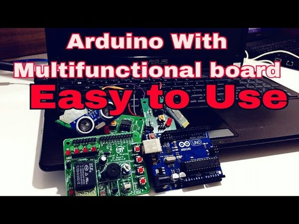 Tutorial for arduino digital and analog i o board intro